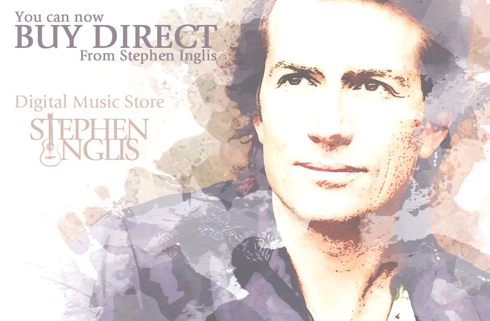 Introducing Stephen Inglis Store