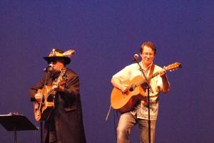 3 Stages Performing Arts Center Folsom, CA 10/23/2011 photo by John Kimura of Click Photography... Mahalo John!!