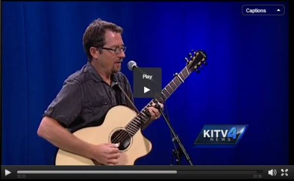 Stephen Inglis - LIVE at KITV 4 News